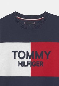 Tommy Hilfiger - COLORBLOCK ARCHIVE - Trui - twilight navy - 2