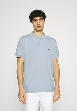BASIC TIPPED REGULAR - Polo shirt - breezy blue