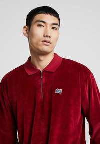 Obey Clothing - BUSTER CLASSIC POLO  - Pikeepaita - red - 4