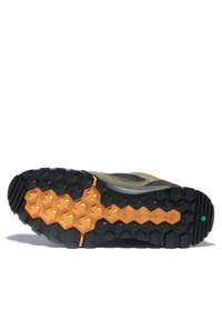 Timberland - GARRISON TRAIL LOW GTX - Casual lace-ups - dark green suede - 5