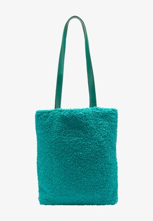 Shopping bag - petrol