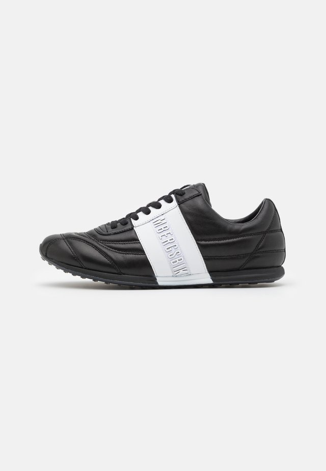BARTHEL - Trainers - black/white