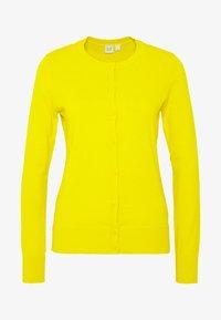 bold yellow