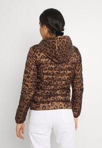 ONLY - ONLNEWTAHOE HOOD JACKET - Winter jacket - partridge - 2