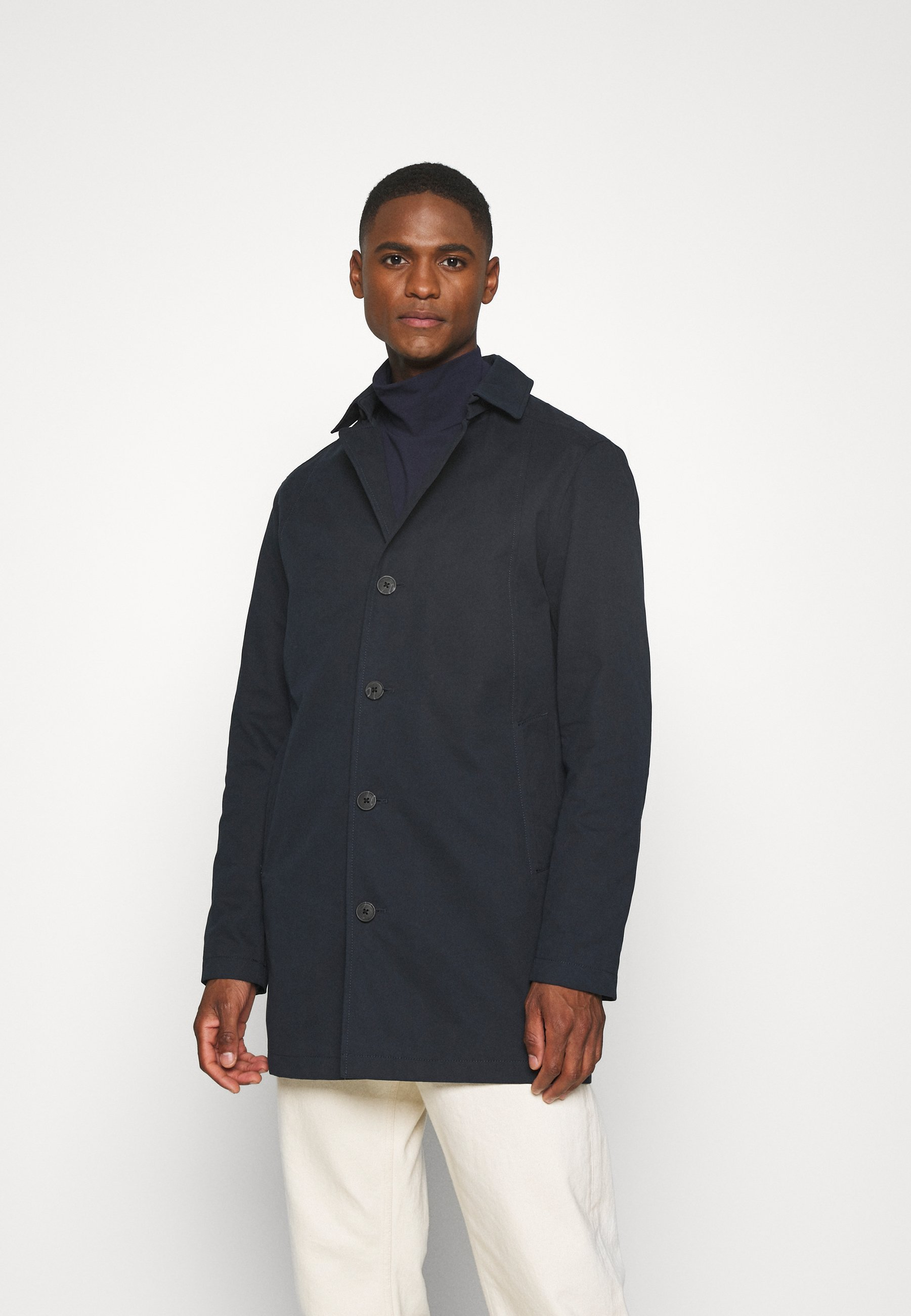 Men SLHNEW TIMES COAT  - Short coat