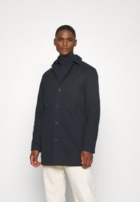 Selected Homme - SLHNEW TIMES COAT  - Cappotto corto - sky captain - 0