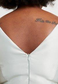Swing Curve - Vestito elegante - whitegreen - 6