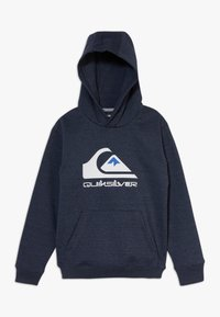 Quiksilver - BIG LOGO YOUTH - Hoodie - navy blazer heather - 0