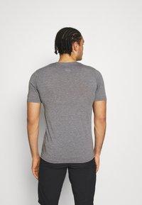 Oakley - BARK NEW - Basic T-shirt - athletic heather grey - 2