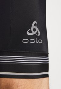 ODLO - SHORT ZEROWEIGHT - Tights - black - 4