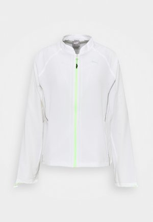 RUN ULTRA JACKET - Treningsjakke - white