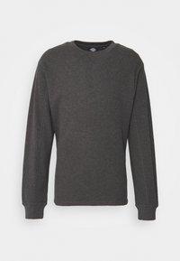 Dickies - ZWOLLE - Jumper - dark grey melange - 0