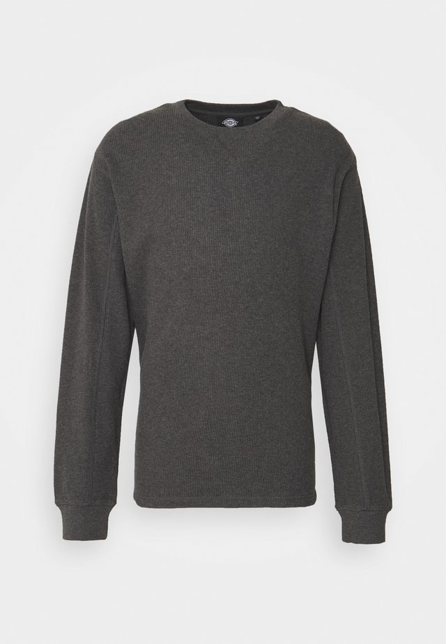 ZWOLLE - Jumper - dark grey melange