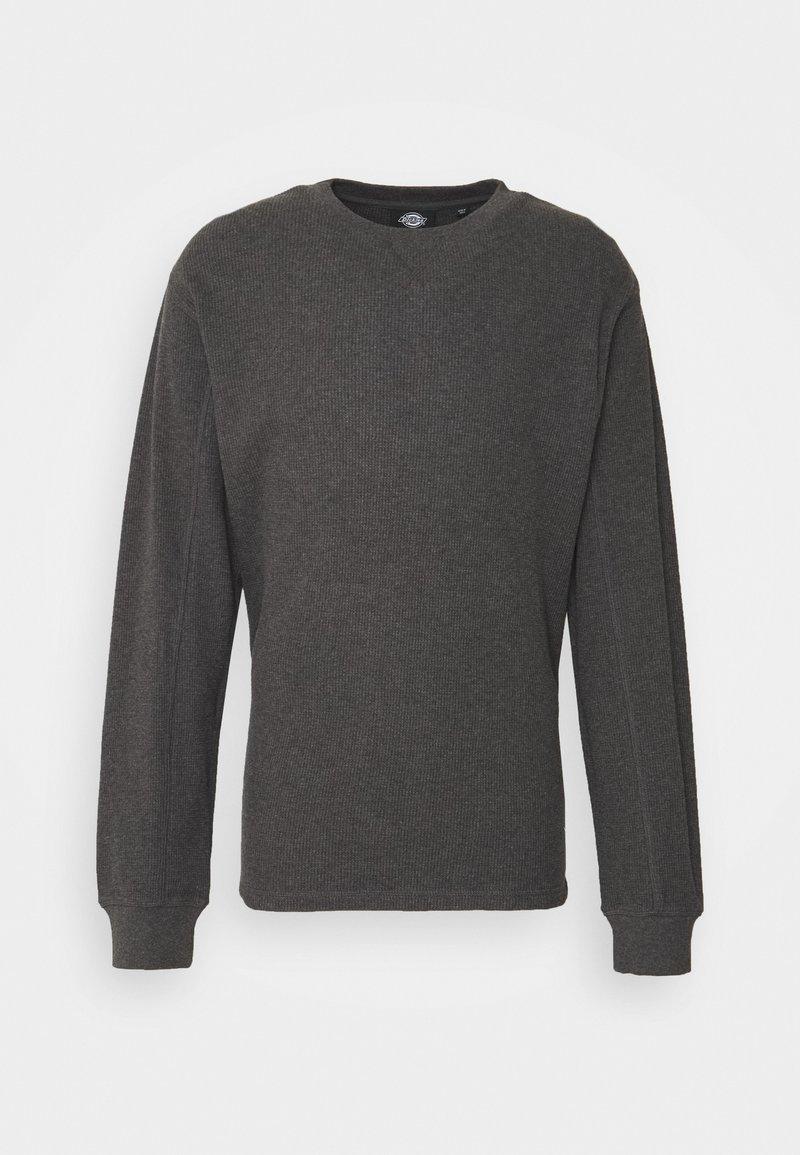 Dickies - ZWOLLE - Jumper - dark grey melange
