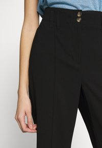 Dorothy Perkins - TAPERED TROUSER - Trousers - black - 3