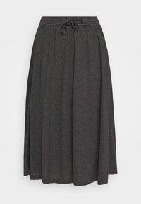 Opus - RENITA - A-line skirt - black - 3