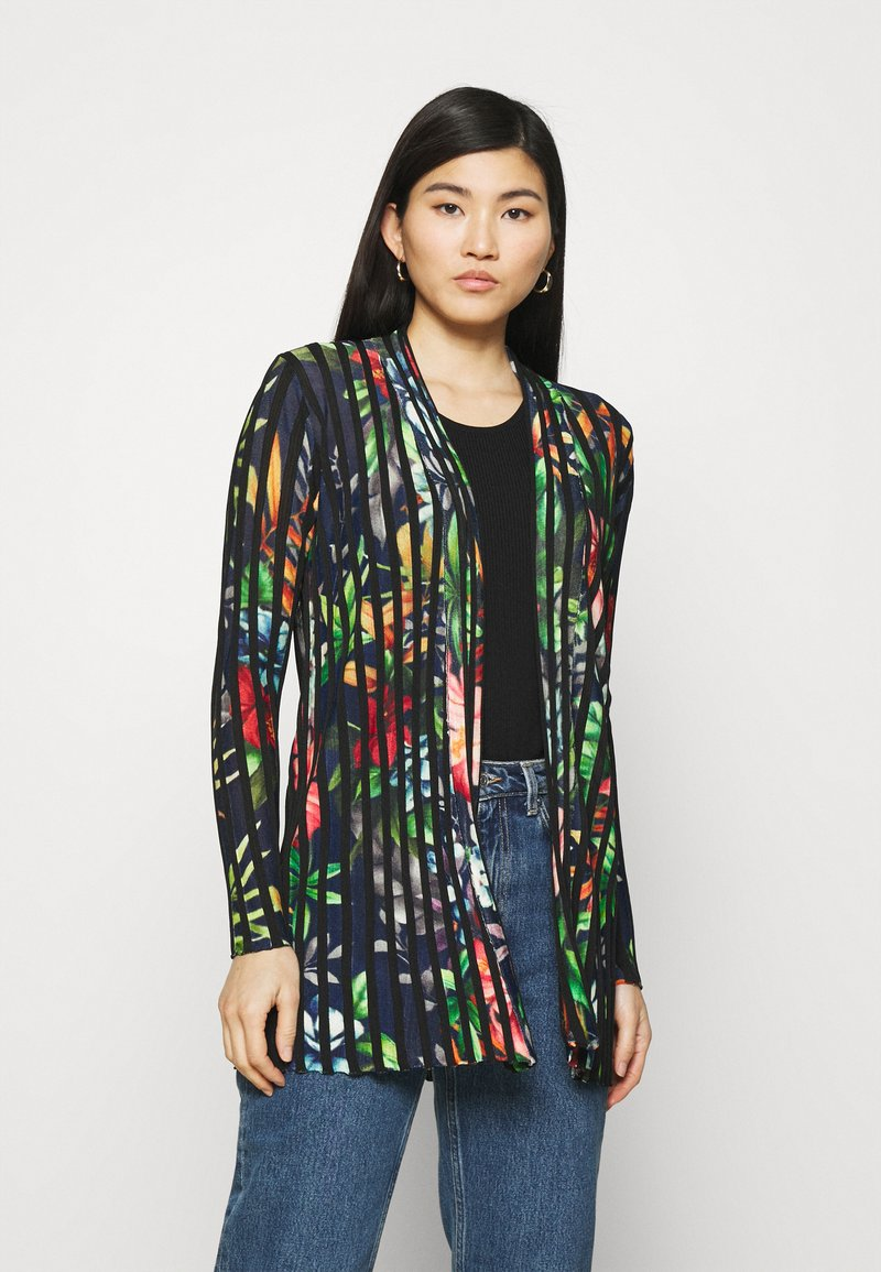 Desigual - NAMUR - Strickjacke - black