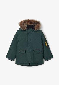Name it - Ski jacket - darkest spruce - 0