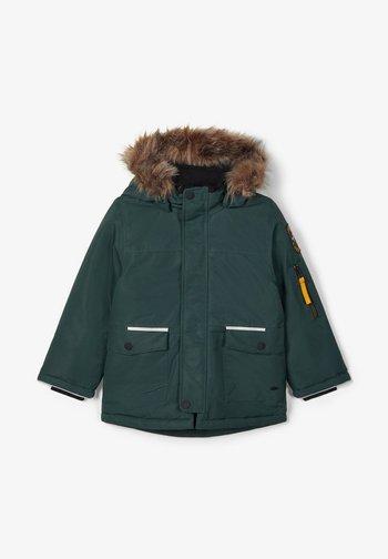 Ski jacket - darkest spruce