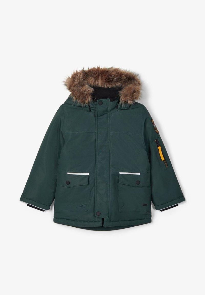 Name it - Ski jacket - darkest spruce