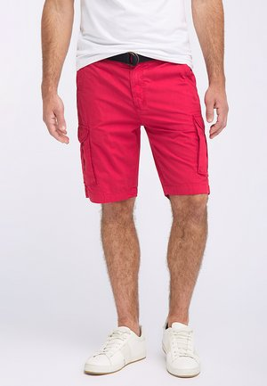 Shorts - fire red