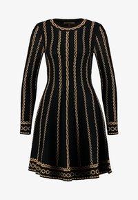Derhy - NAVIRE - Jumper dress - black - 5