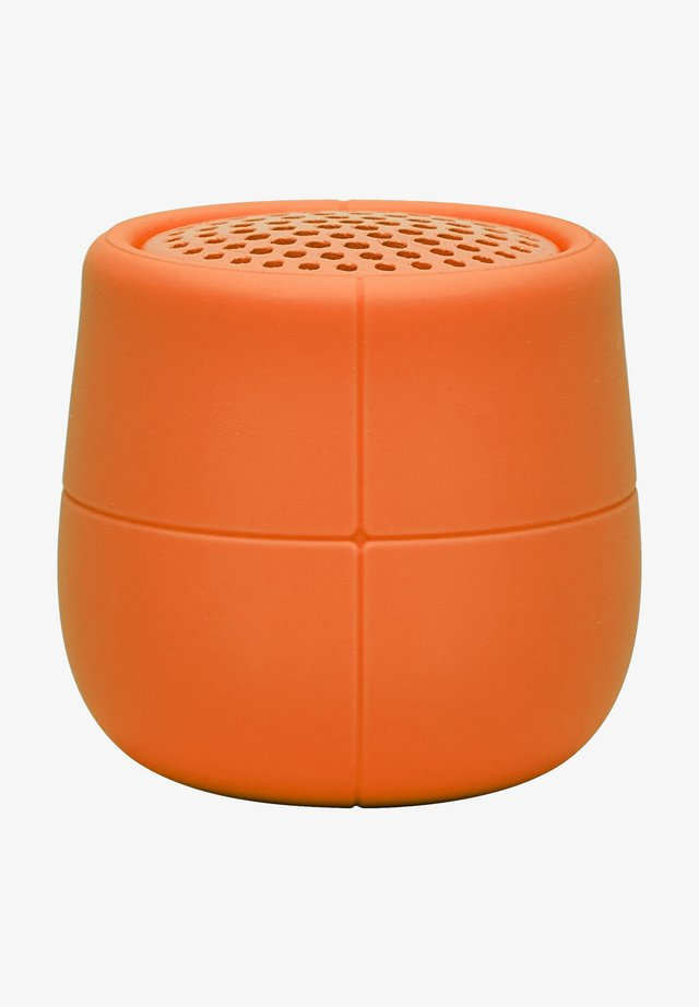 Speaker - orange