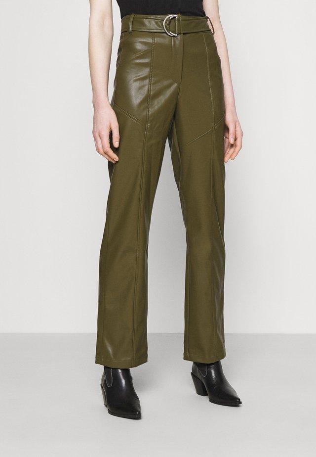 TORI TROUSER - Trousers - khaki