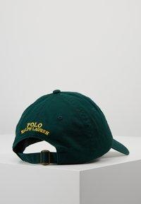 Polo Ralph Lauren - CLASSIC SPORT CAP BEAR - Cap - college green - 2