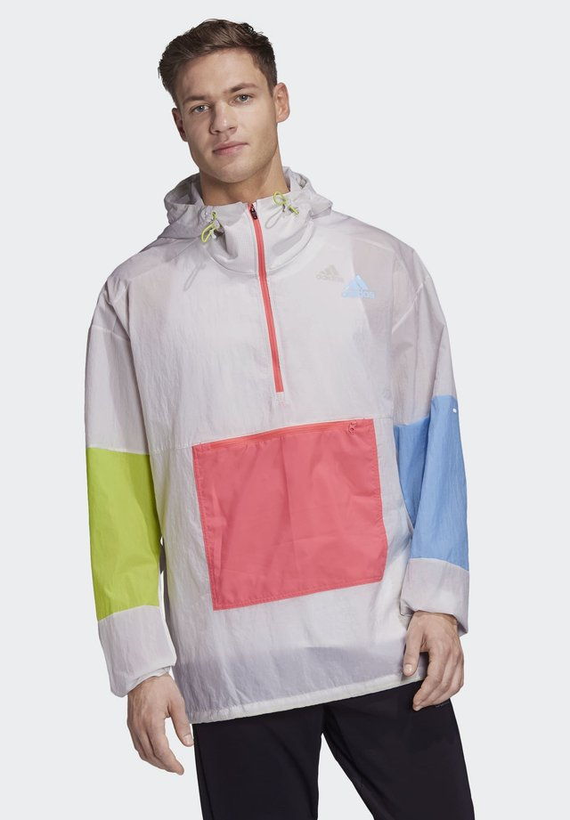 ADAPT JACKET - Waterproof jacket - grey