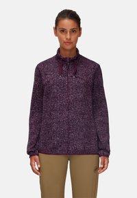 Mammut - Fleece jacket - grape - 0
