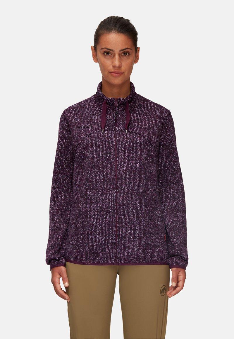 Mammut - Fleece jacket - grape