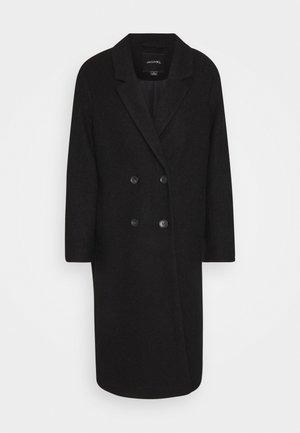 LOU COAT - Mantel - black