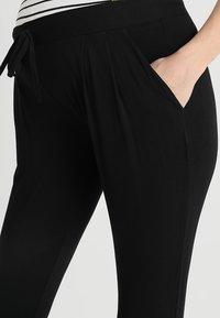 Envie de Fraise - OSCAR - Spodnie treningowe - black - 3