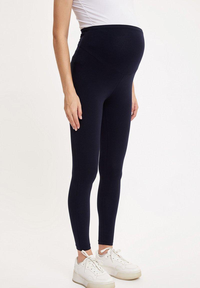 DeFacto - Leggings - Trousers - navy