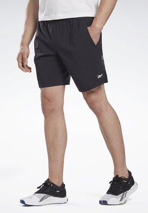 LES MILLS® 9-INCH SHORTS - Shorts - black