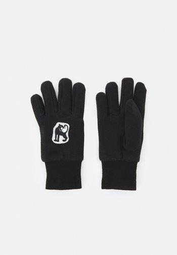 GLOVES UNISEX - Gloves - black