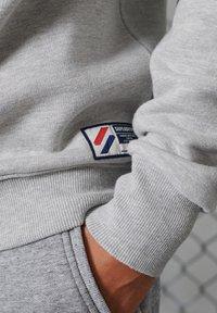 Superdry - CITY COLLEGE - Sweatshirt - grey marl - 2