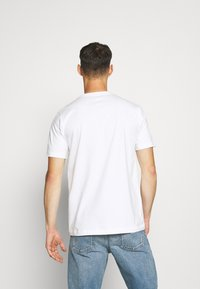 Puma - LOGO TEE - T-Shirt print - white - 2