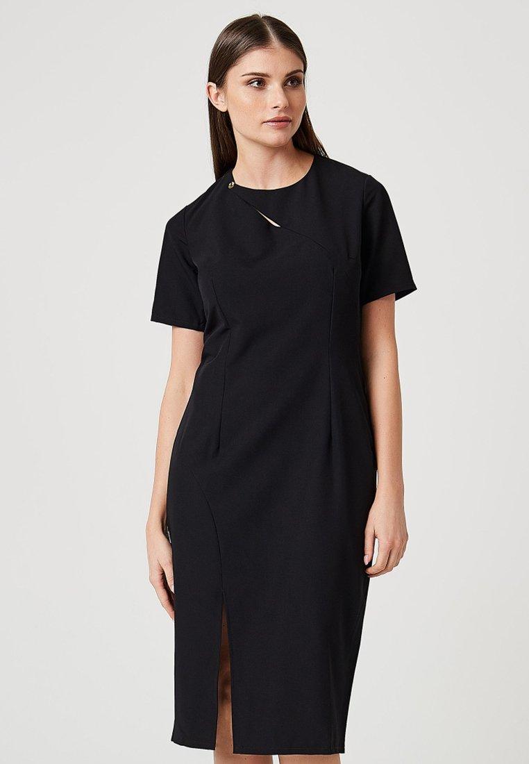 Limit Discount Women's Clothing usha Shift dress black wR2SAT22F