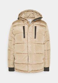 DAXTON JACKET - Winter jacket - travertine