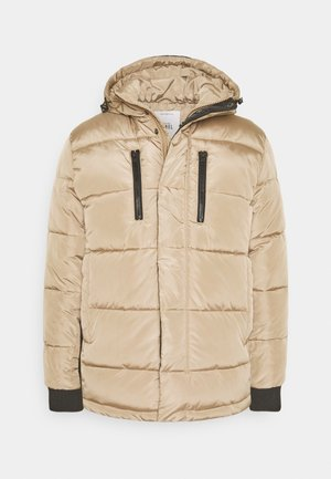 DAXTON JACKET - Winterjacke - travertine