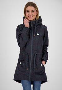 alife & kickin - CHARLOTTEAK - Short coat - marine - 0