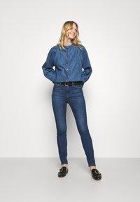 WEEKEND MaxMara - TENACE - Jeansy Skinny Fit - blue - 1