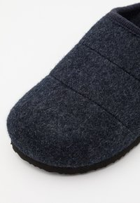 Pier One - UNISEX - Pantoffels - dark blue - 5