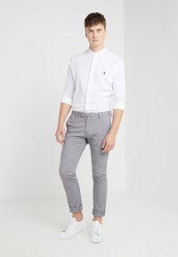 Polo Ralph Lauren - FEATHERWEIGHT MANDARIN - Shirt - white - 1