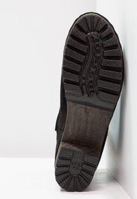 Softclox - INKEN - Platform ankle boots - bailey schwarz - 5