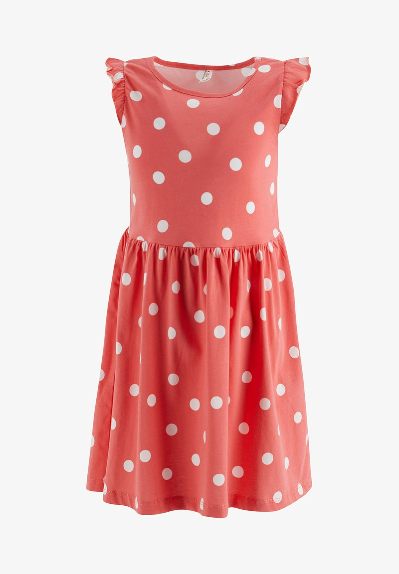 DeFacto - Day dress - red