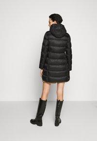 Colmar Originals - Down coat - black dark steel - 2