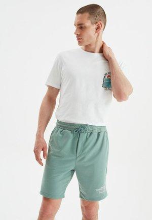 Shortsit - turquoise